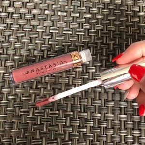 "Anastasia Beverly Hills ""poet"" liquid lipstick"